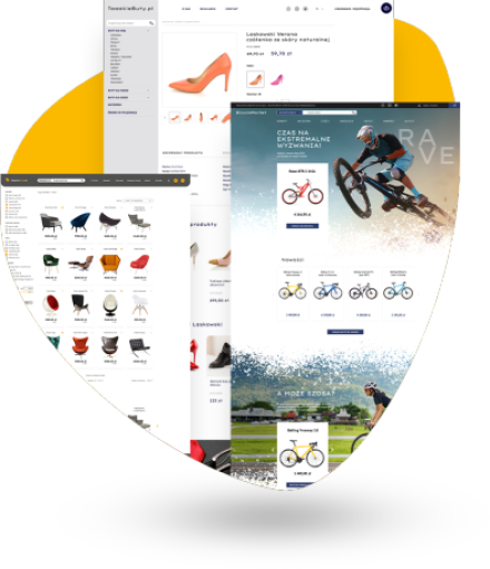 Online store templates
