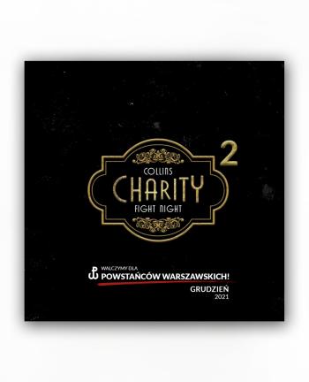 Bilet Super VIP na Collins Charity Fight Night 2