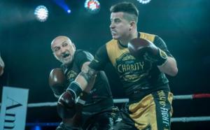 Oficjalny skrót pierwszej charytatywnej gali Collins Charity Fight Night