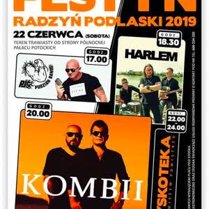FESTYN  RADZYŃ PODLASKI 2021