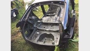 ĆWIARTKA TYŁ BMW 5 GT F07 475 BLACK5 GT