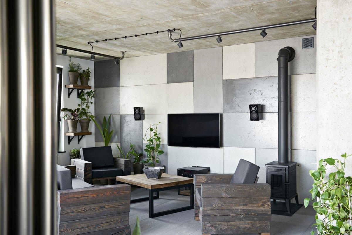 Beton – idealny materiał dla miłośników nowoczesnych wnętrz
