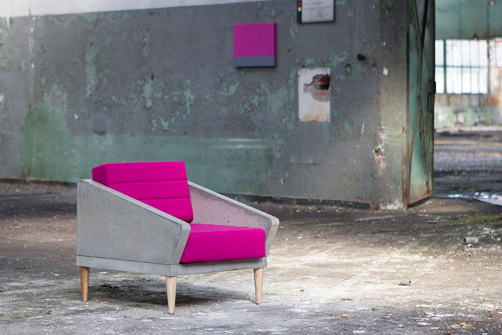 Dodaj stylu do swojego mieszkania dzięki meblom wykonanym z betonu